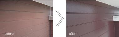 事例3:外壁塗装